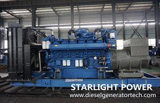 Protection Grade of Diesel Generator