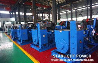 Yuchai Power for 280KW to 2400KW Generator Set