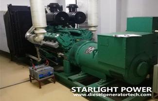Circuit Breaker of Diesel Generator Set
