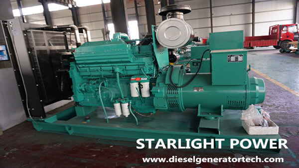 Export 250KW Cummins Diesel Generator to Philippines