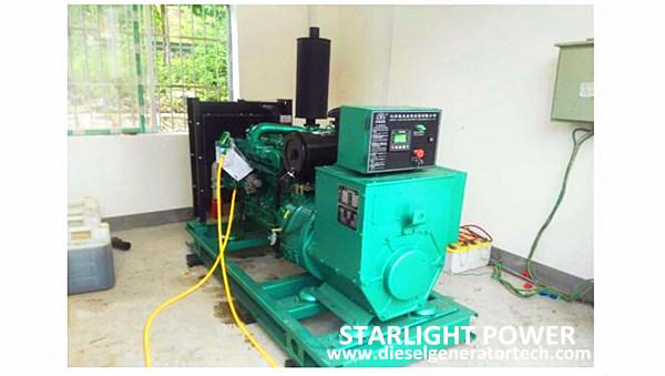 Starlight Sold Ricardo Generators to China Southern Power Grid