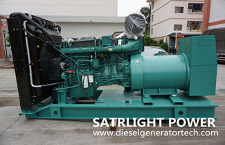Volvo Penta Successfully Install TWD1645GE Engine In a Prototype Genset