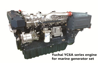 The Engine Power for 90kw-120kw Marine Diesel Generator Set