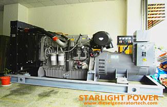 200kw Perkins 1306C-E87TAG6 Prime Diesel Generator