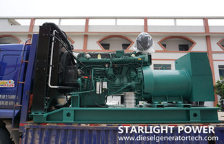 After 500kW Volvo Generator Runs for a Long Time, How to Maintain?