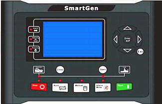 SmartGen HGM9510 Generator Set Parallel Controller