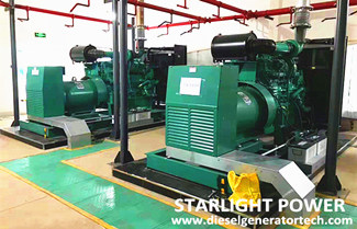 Causes of Wear of Diesel Generator Set Plunger and Sleeve