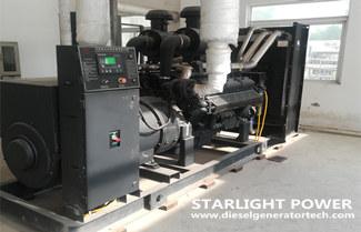 How to Maintain Lubricating System of Emergency Diesel Generator