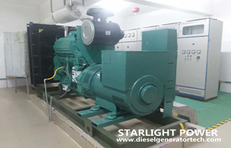 Why is Fuel Atomization Poor in 200kw Generator Set?