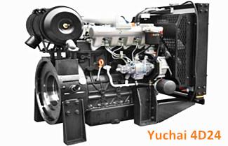 Common Failure of Yuchai 4D24/4D24T Engine Turbocharger