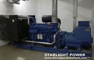 Why Is Lubrication System of 600kW Generator Set Polluted?