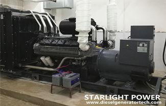 How to Repair Bearing Shell Seat Hole of Crankshaft in Generator Set?