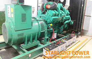 How to Maintain Diesel Generator Set in Winter