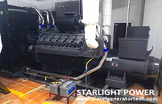 Ventilation Requirements and Cooling Methods of Diesel Generator Set