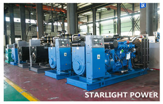 Starlight Power and Yuchai Group Join Hands to Assist Power Industry