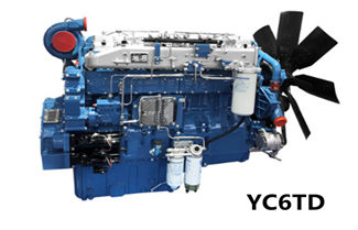 Yuchai Diesel Engine YC6TD1000-D30 VS Cummins Engine QSK19-G4