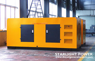 What Factors Affect Silent Diesel Generator Set Price?
