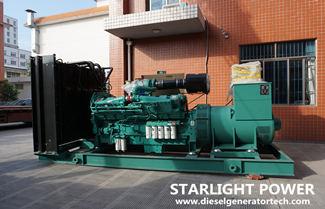 Maintenance Regulations for Parts of Cummins Generator Set