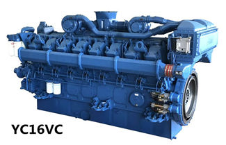 Yuchai engine YC16VC and YC4R series for Diesel Generator Sets