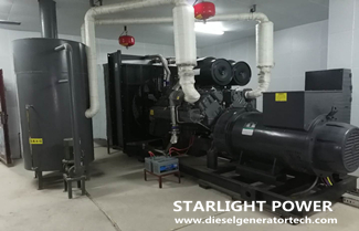 Why Is Engine Oil Fast to Deteriorate in Diesel Generator?