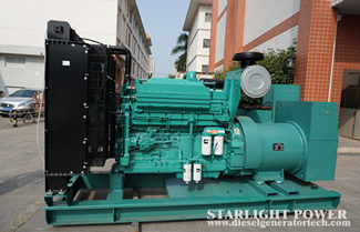 How to Switch Between Diesel Generator Set and Mains Power?