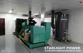 Starlight Diesel Generator 8 Configurations for Your Choice