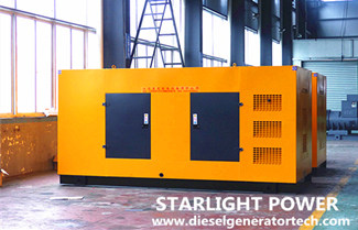 Reasons for High Safety of Silent Generator Set