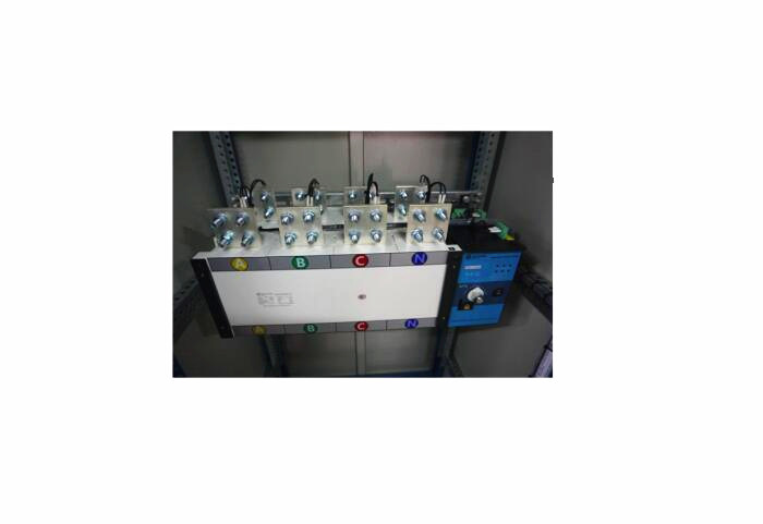 Generator Set Automatic Transfer Switch  Ats
