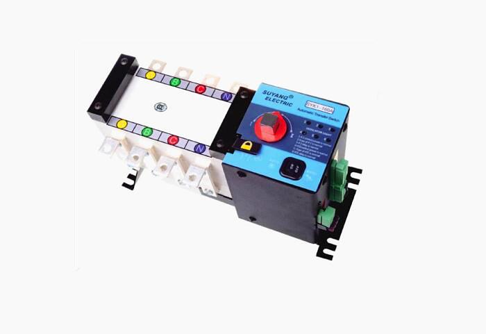 Generator Set Automatic Transfer Switch (ATS)