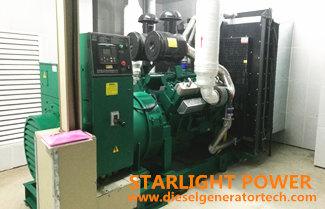 What Causes Voltage Drop in Diesel Generator Set