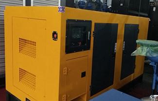 Starlight Exported 150kw Silent Diesel Generators to Nigeria