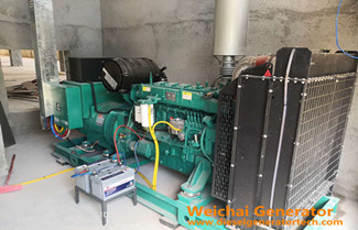 Troubleshooting of Turbocharger for Diesel Generating Sets
