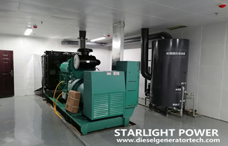 How to Install Diesel Generator Set on Site?