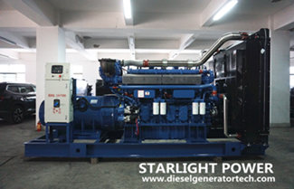 Why Does 1000KVA Diesel Generator Suddenly Shutdown?