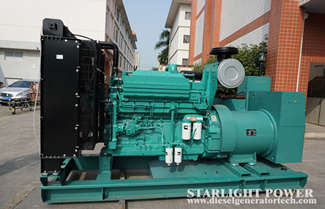Under What Conditions, We Can not Start Cummins Diesel Generator