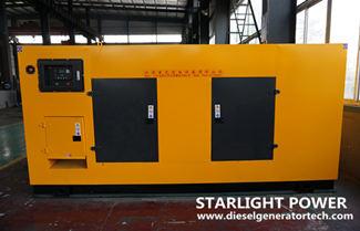 Maintenance Method of Lubricating Oil System of Diesel Generator