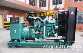 What is Oil Cooler of Cummins Diesel Generator Set