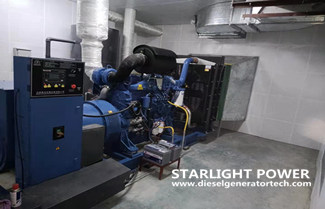 What Are Common Faults of AC Alternator in Diesel Generator