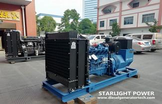 How to Clean Radiator of Diesel Generator Set