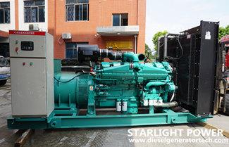 What are Sensors in Diesel Generator Set?