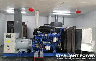 Why is The Three-phase Load of Diesel Generator Unbalanced