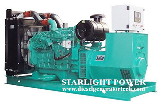 Reasons For The High Temperature Of Diesel Generator Oil