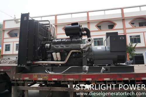 Which Units Need To Be Equipped With Diesel Generator Sets