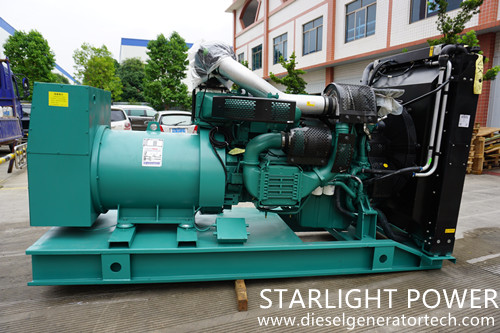 How To Hoist The Diesel Generator And What Are The Two Ways To Lay The Flue