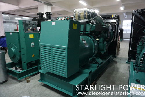 The Characteristics Of The Fuel System Of Diesel Generator Sets
