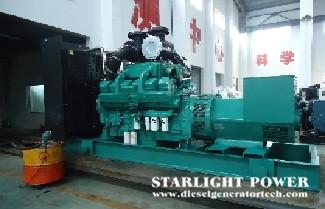 Common Wrong Operation Methods of Diesel Generator Set Part 1