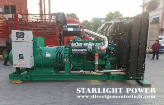 Is The Diesel Generator Load As Small As Possible?