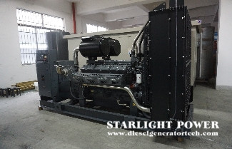 How to Dismantle The Exhaust Turbocharger of Diesel Generator?