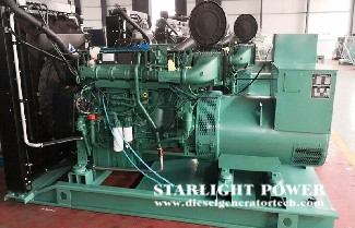 Why The Ignition Temperature of Volvo Generator Set Can Not Reach