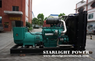 Precautions for Noise Reduction Engineering of Generator Sets